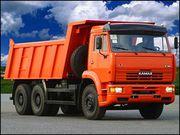 Вывоз мусора, строительного камаз самосвал 15 тонн 11 кубов.